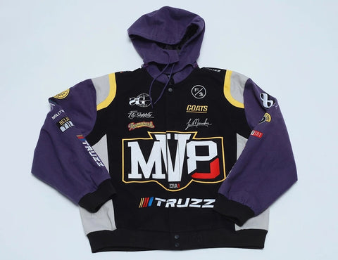 Sniper Gang ~ MV8 NASCAR JACKET