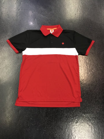 Elbowgrease Nautical Block Polo