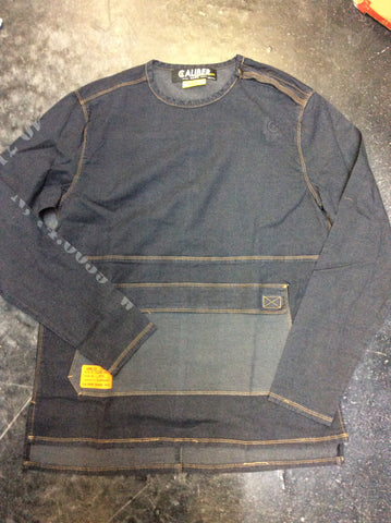 Caliber Denim long sleeve caliber