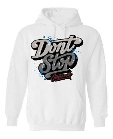 OUTRANK Don't Stop Hoodie