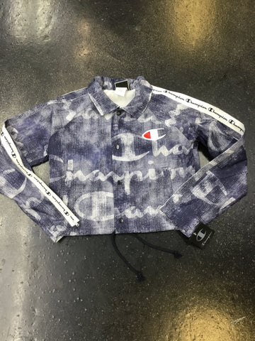 Champion Women coaches jacket