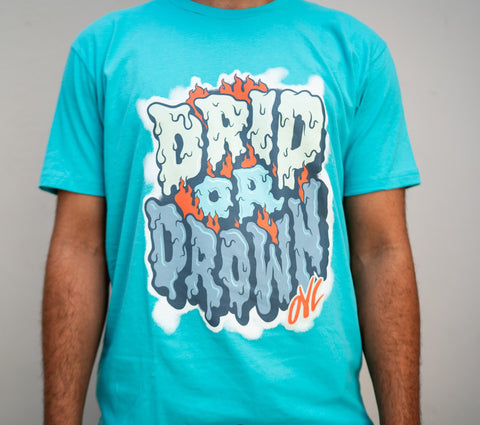 OYL drip or down tee