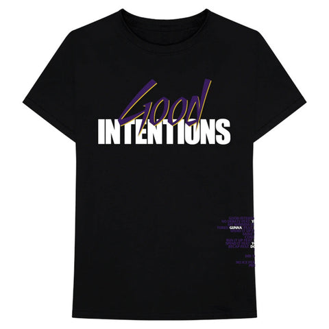 VLONE | Nav Official x Vlone Good Intentions T-Shirt