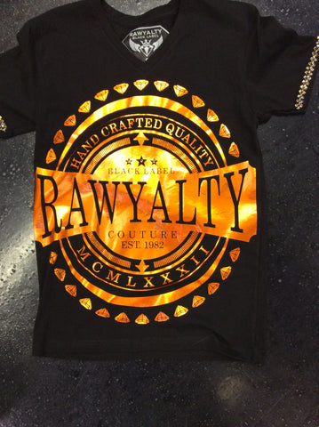 Rawyalty hand crafted