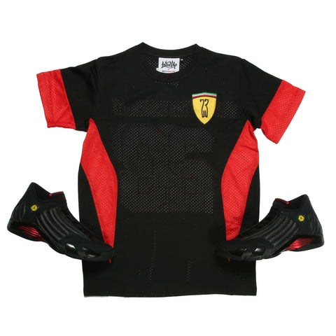 Sneak Gallery Last Shot Ferrari Jersey