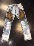 Vintage Americana Wing jeans