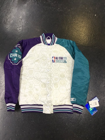 Women's  NBA All Star Starter Jacket