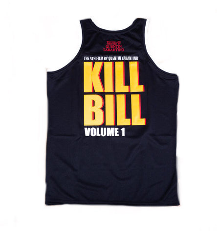 Headgear KILL BILL EXTREME BASKETBALL JERSEY