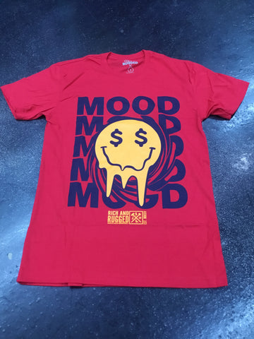 Rich & Rugged MOOD Tee