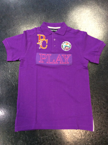 Play cloths snag as polo