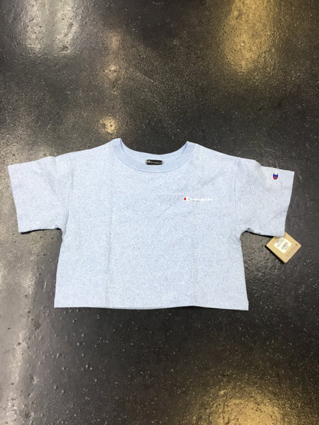 Champion Women Small Cropped Tee