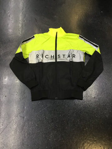 Rich Star Sporty Colorblock Jacket