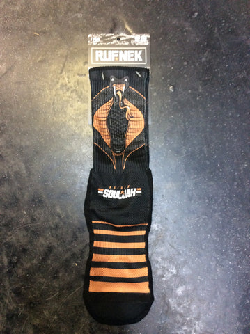 Rufnek copper cobra socks