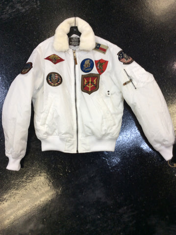 Top gun white