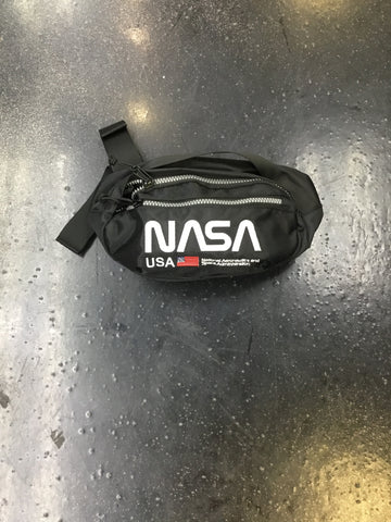 Hudson NASA Worm Logo Sling Bag