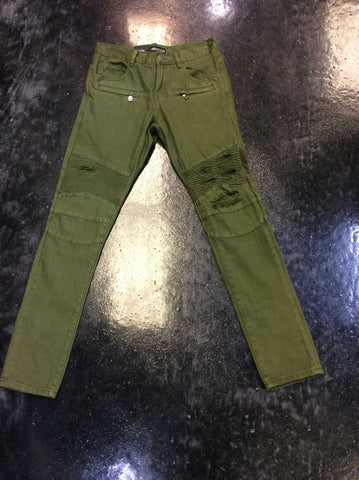 Embellish Adams olive