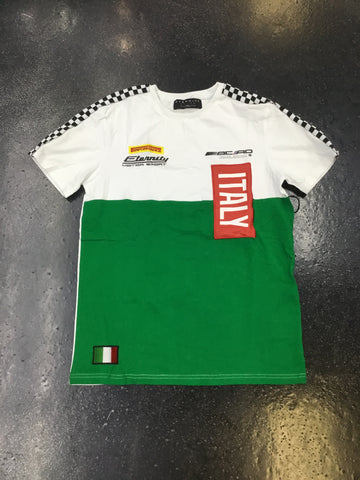 Eternity Italy Moto SS Shirt
