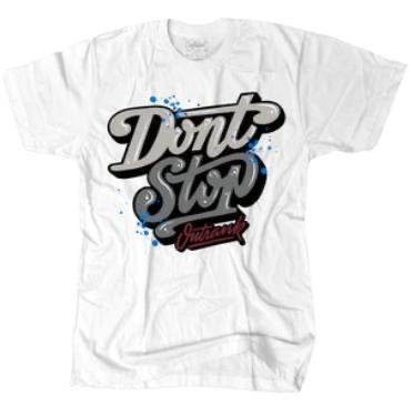 OUTRANK Don't Stop Tee