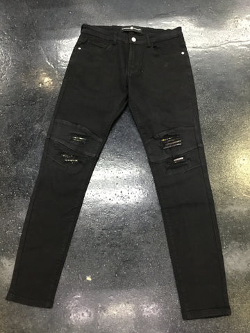 Rawyalty lridescent jeans