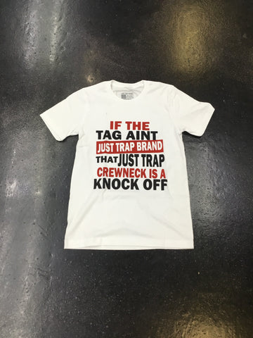 Just Trap Knockoff Tee