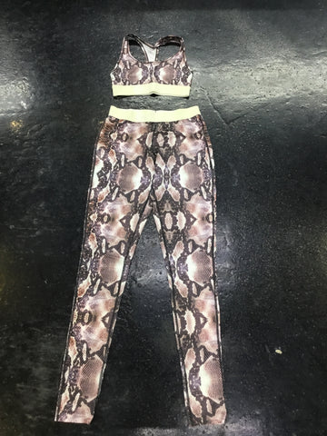 Women's Ethika Anaconda Leggings Set