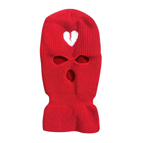 Sniper Gang ~ heart break ski mask