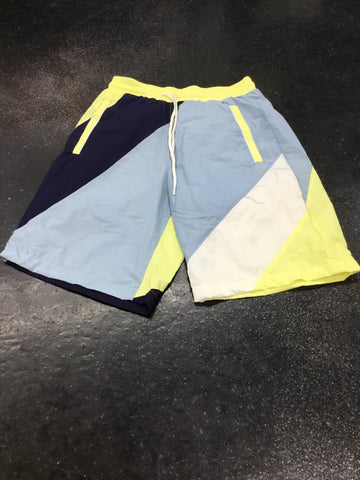 Smoke Rise Colorblock Shorts