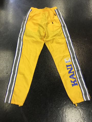 Karl Kani Draw String Nylon Track Pants