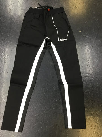 Vie Richie denim track pants