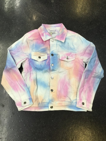 Embellish gumbo denim jacket