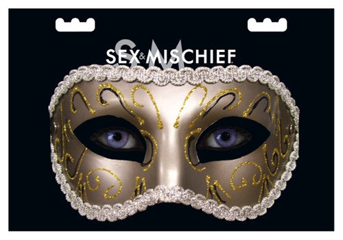 Fetish Play Masquerade Mask