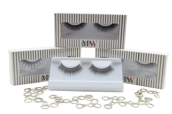 Stacked Lashes - 4 Pair