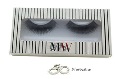 Box of Makeup Worship brand false eyelashes