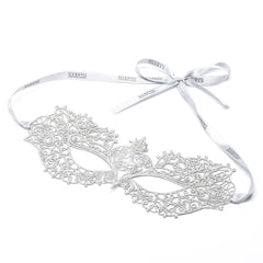 50 Shades of Grey Mask lace fantasy mask with tie ribbon