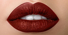 Ginger Red Long Lasting Liquid Matte Metallic Lipstick