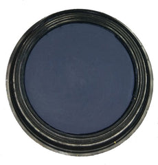 Sensual blue smudge pot for sexy smokey eye makeup