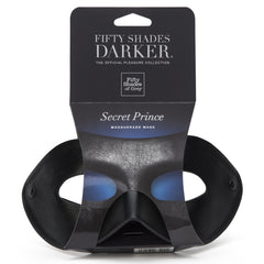 50 Shades of Grey Mask Men in packaging