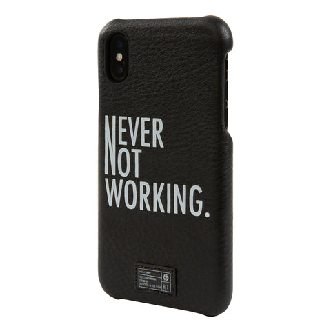 Never Not Working Hex Brand Phone Case