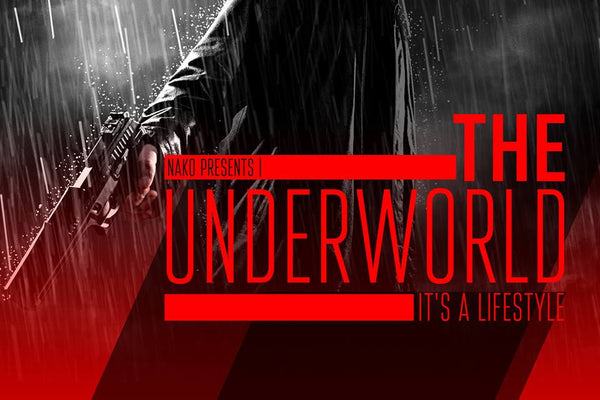 The Underworld Series (Pre-order)