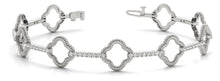 14K Diamond Fashion Bracelet - Crestwood Jewelers