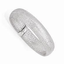 14k Gold Mesh Stretch Bracelet - Crestwood Jewelers