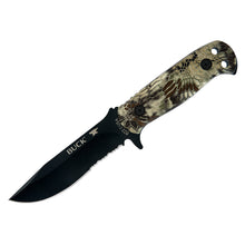Buck Knives 822 Sentry Kryptek Highlander