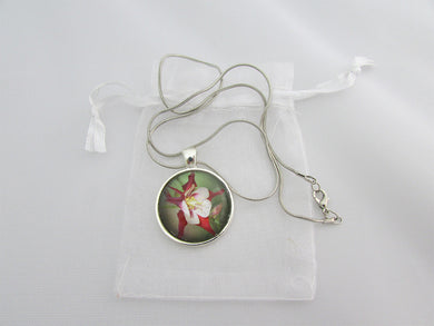 Brandy Elsom Columbine Pendant Necklace