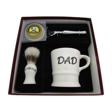Col Conk  4 Piece Shave Set for Dad