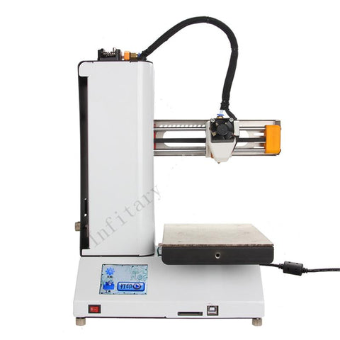 Infitary High precision Portable Fully Assembled 3D Printer HB-R100-Infitary-ZOM44