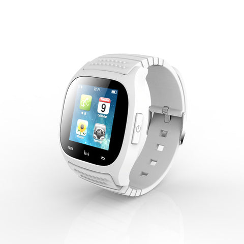 RWatch M26 compatible with iOS/Android Waterproof Bluetooth Watch
