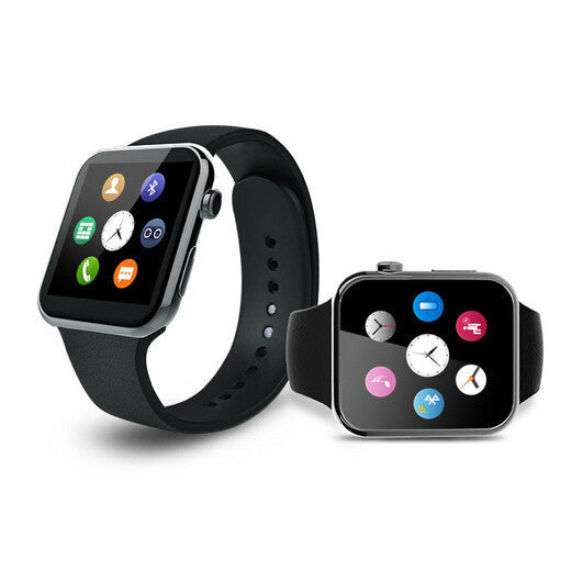 A9 Bluetooth Smart watch for Apple iPhone & Samsung Android Phone - PickeDGadgeT