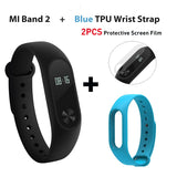 Xiaomi Mi Band 2 miband 2 Smartband OLED display touchpad heart rate monitor Bluetooth 4.0 fitness tracker Global Version - PickeDGadgeT