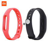 Xiaomi Mi Band 1S pulse miband fitness tracker heart rate monitor smart band Bluetooth 4.0 Wristband - Merimobiles