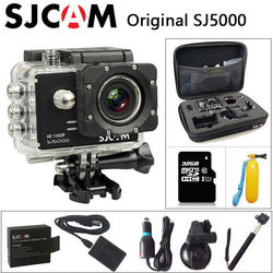SJCAM SJ5000 Action Camera 1080P FHD Waterproof - PickeDGadgeT